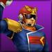 Purpleverse Portal thing - Captain Falcon