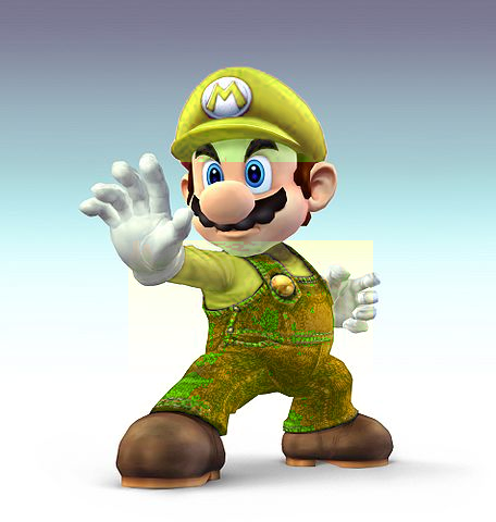 File:Yellow mario smash bros.png