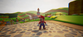 Super mario nx world screenshot