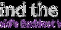 Behind the Evil: The Void's Baddest Villains