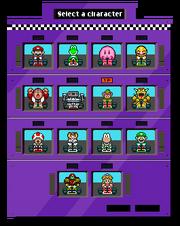 NintendoKart Final Character Selection2
