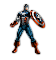 Captainamerica mvc4