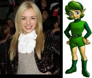 Saria Kid in the movie