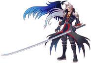 Sephiroth in KH