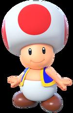 Toad - Mario Party 10