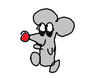 Oggy Mouse