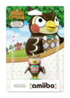 Amiibo - Animal Crossing - Blathers - Box
