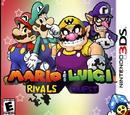 Mario & Luigi: Rivals Quest