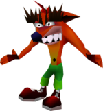 Fake Crash