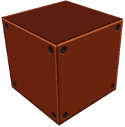 Used Block 3D Model