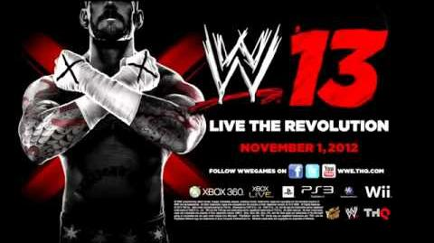 "WWE '13 - Official Theme Song ""Revolution"" by Pennywise"