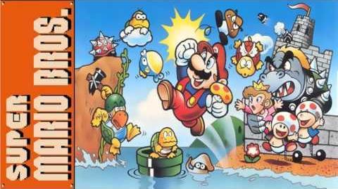 Let's Listen- Super Mario Bros 1-1 theme