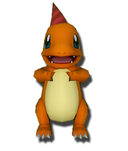 Party Charmander