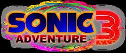 SonicAdventure3Logo