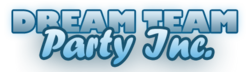 Dream Team Party Inc. Logo