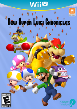 New Super Luigi Chronicles
