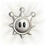 Silver Shine Sprite