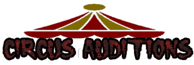 Circus Auditions logo