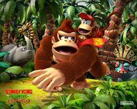 Nintendo DKCR Wallpaper01 1280x1024