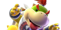 The Adventure of Bowser Jr.