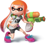 Inkling (SSB Evolution)