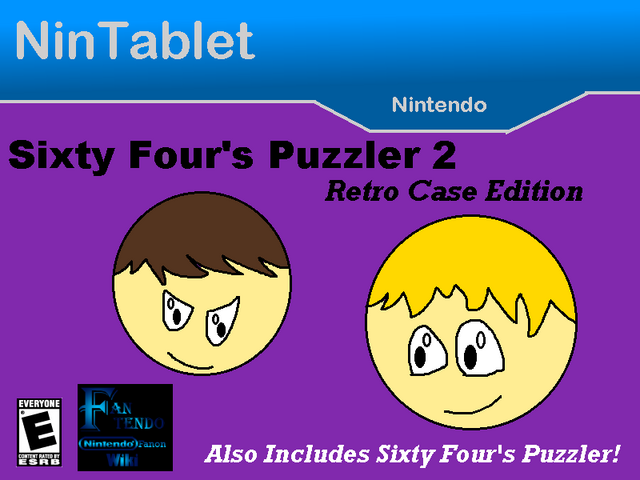 File:Sixty Four's Puzzler 2 Retro Case.png