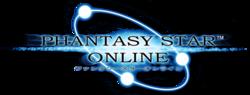 Phantasy Star Online Logo