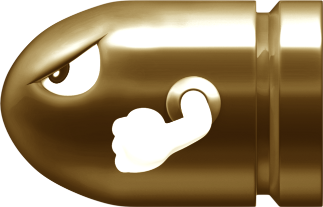 File:1000px-Bullet Bill Art SMWU copy.png
