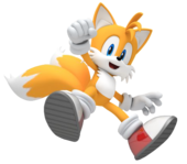 Tails (Sonic Lost World)