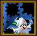 Blooper Mario returns
