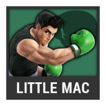 ACL -- Super Smash Bros. Switch character box - Little Mac