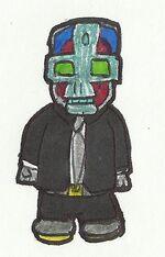 Robot Terrorist
