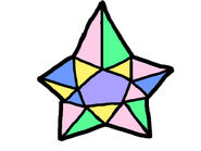 Crystal star from paper mario 2 by andrew3255465-d7bapl2