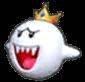 MK8 KingBoo Icon