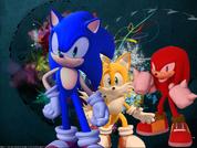 Team sonic wallpaper by creamfireballwps-d5tuxf0