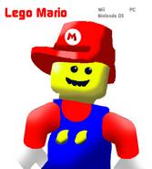 Lego Mario Card
