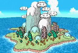 Yoshi's Island SSB5