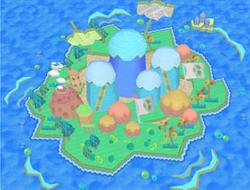 Yoshi Island place