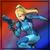 Zero Suit Samus - Jake's Super Smash Bros. icon