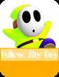 Yellow Shy Guy MR