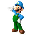 Ice Luigi - MKAGPDX