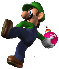 Luigibomb