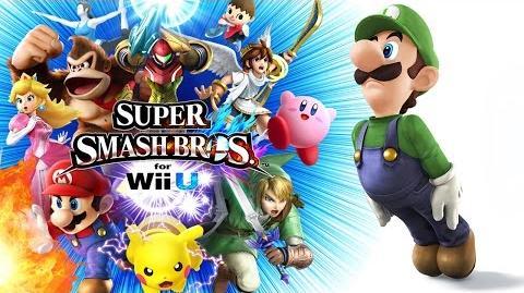 Luigi Raceway (Super Smash Bros