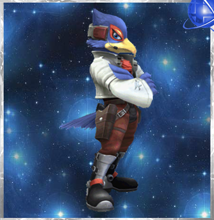 File:SSBU- Falco.png