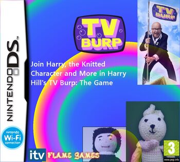 Harry Hill's TV Burp The Game