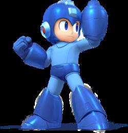 250px-Mega Man SSB4