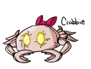 Crabbie doodle