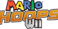Mario Hoops Wii
