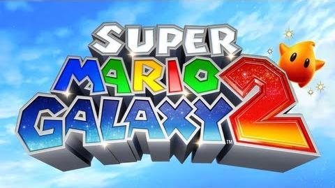 Yoshi Star Galaxy - Super Mario Galaxy 2
