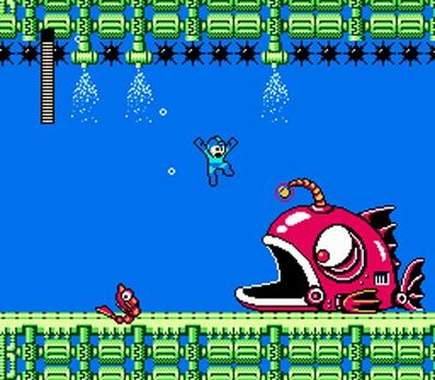 Underwater-levels-mega-man-2-bubble-man